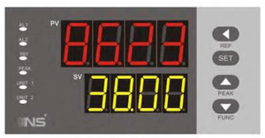 4 Digit Dual Display Digital Controller Indicator